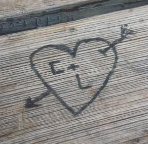 C & L's heart